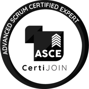 Advanced Scrum Certified Expert