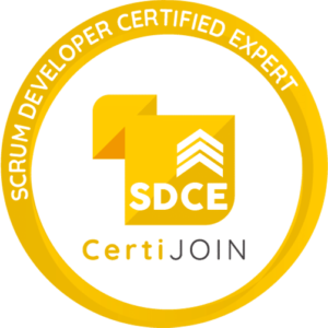 Scrum developer certified expert