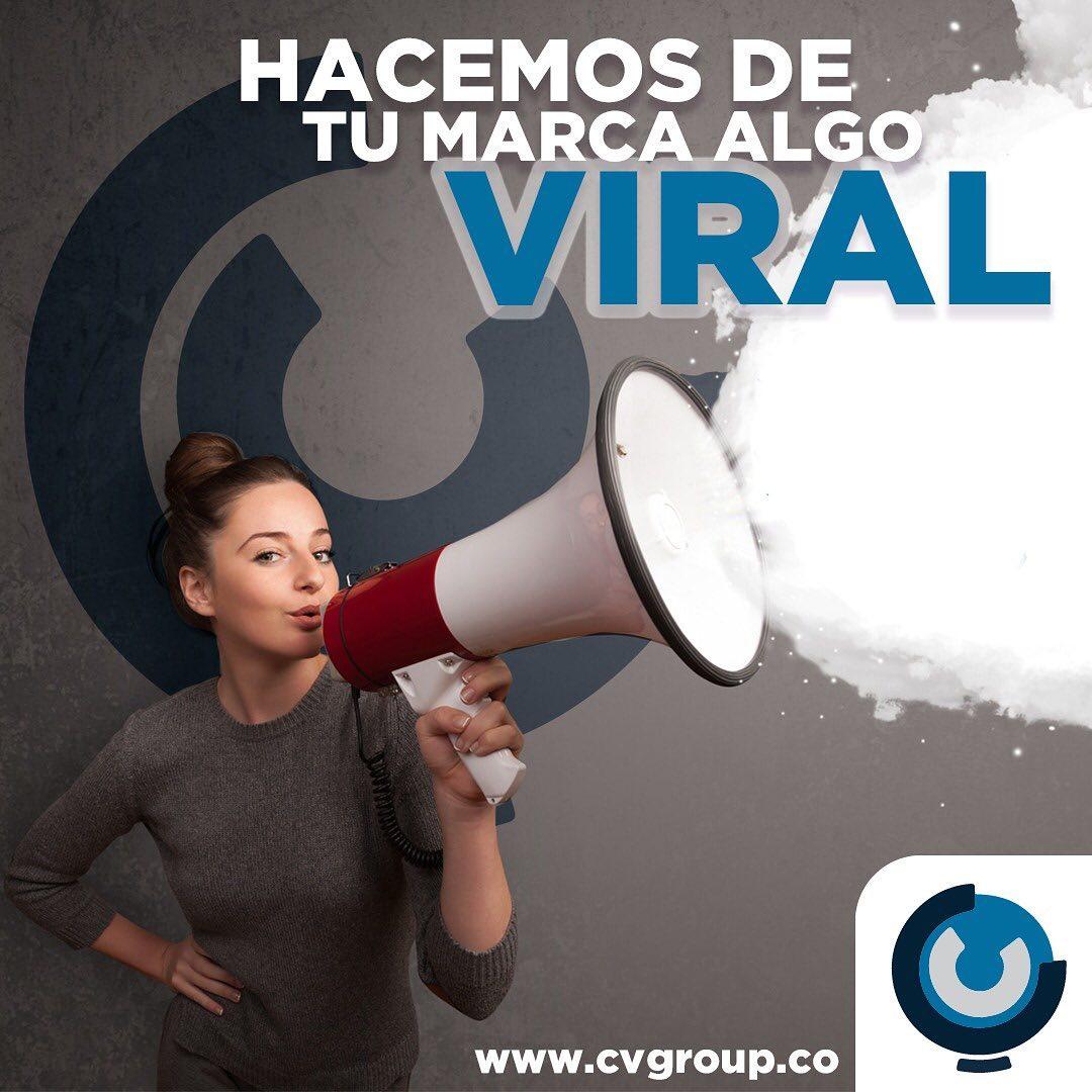 Hacemos de tu marca algo viral
