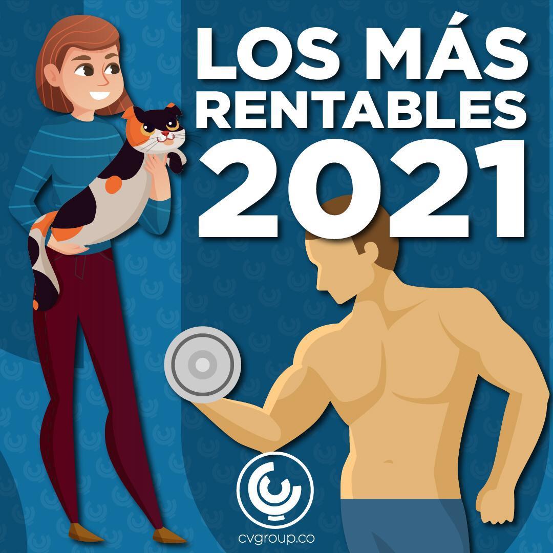 Los negocios más rentables 2021